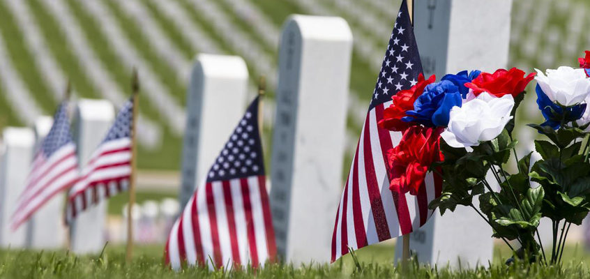 Memorial Day & Flag Day