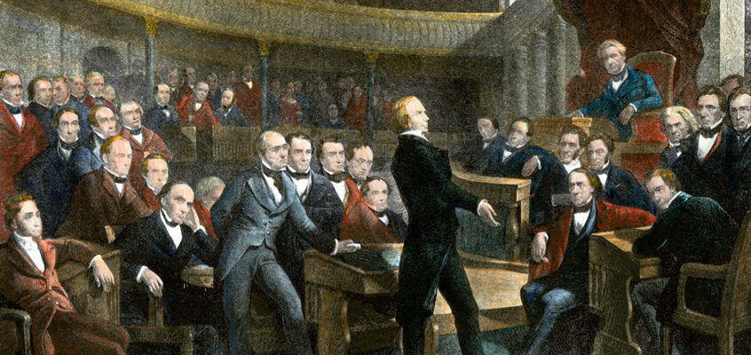 The 1850 Compromise