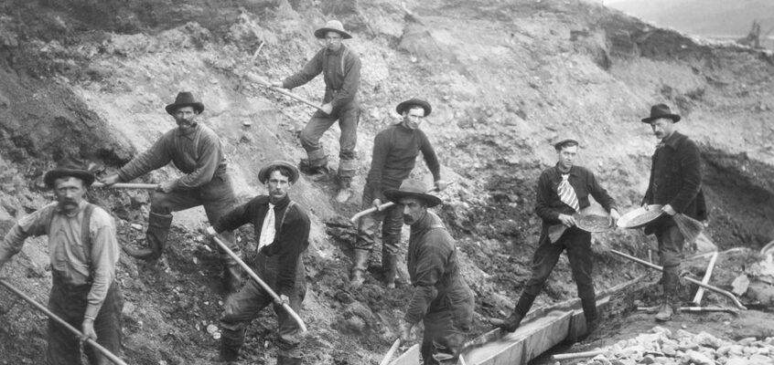 1847 – The California Gold Rush