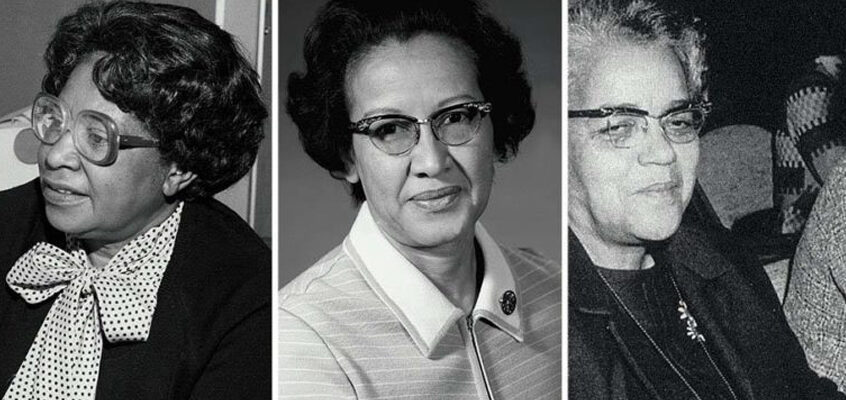 The Hidden Figures of Our Space Race