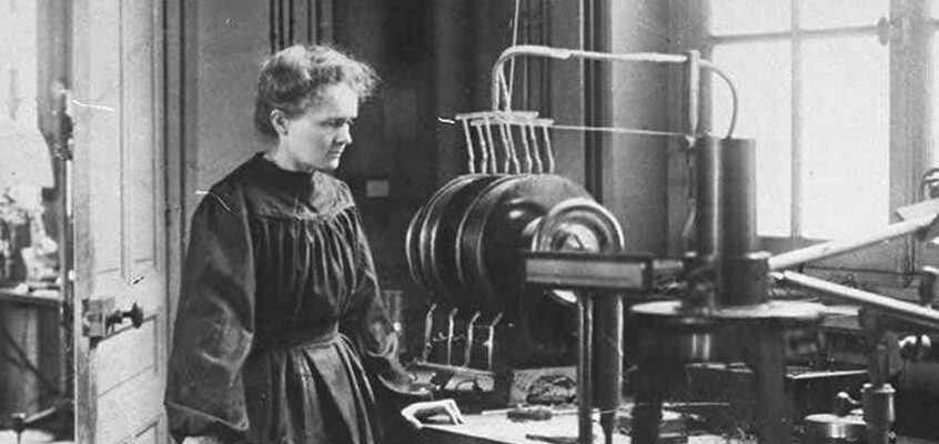 Madame Marie Curie 1867-1934