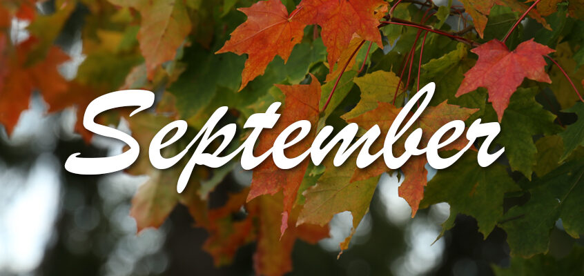 The Events of September
