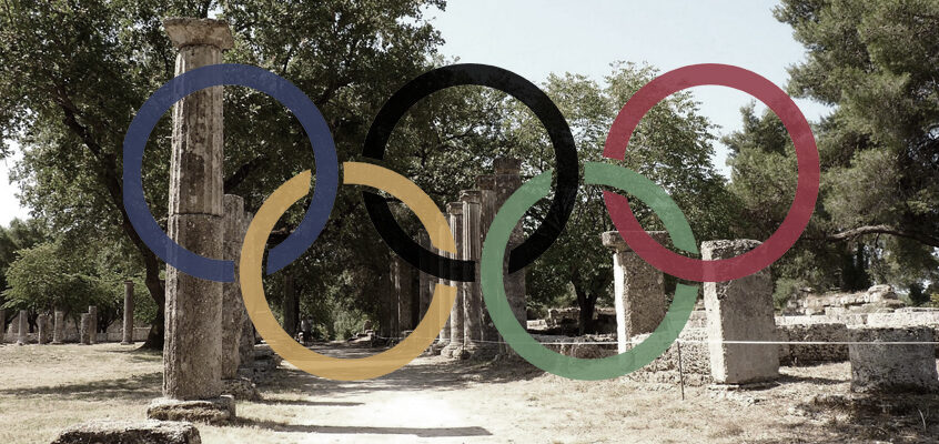 The Olympics – Ancient and Modern 776 BC – 1960