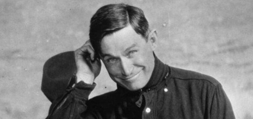 """Will Rogers – """"The Conscience of America"""""""